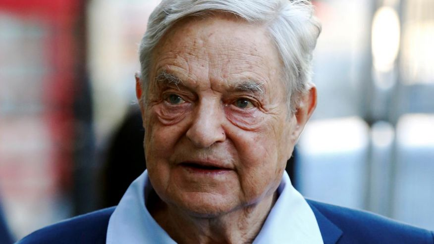 Judicial Watch sues State Department, USAID for Soros records    via @brookefoxnews