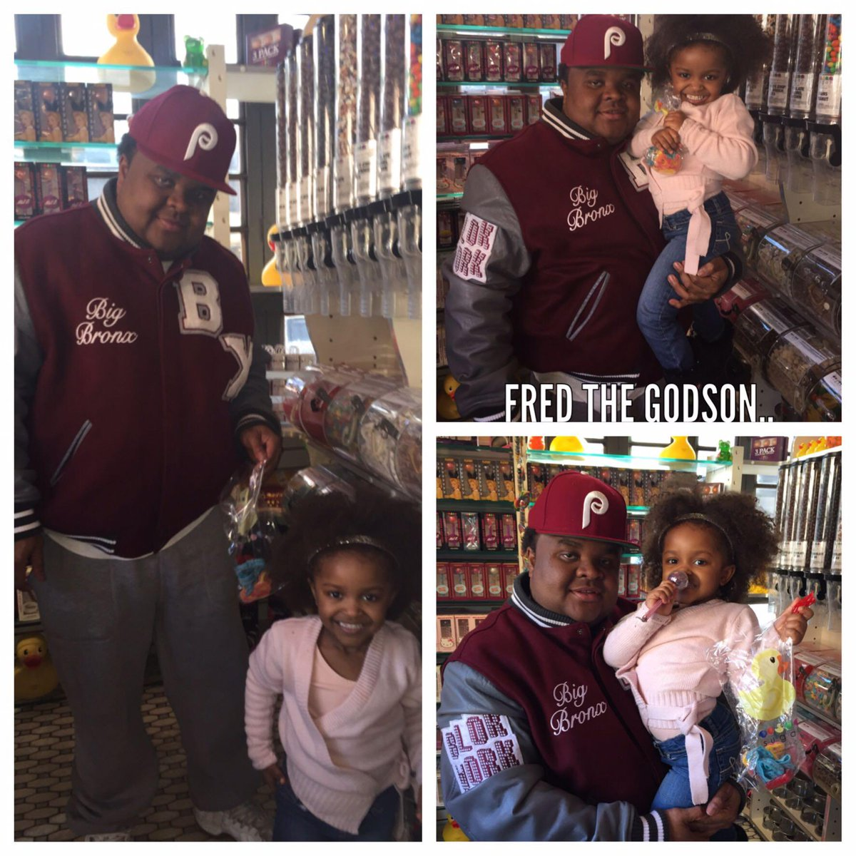 SUGAR FACTORY On Twitter Fred The Godson SF NYC Celebrating His Daughters Birthday She Loves Her New Hello Kitty Couture Pop