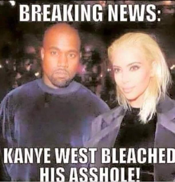Kanye is an asshole