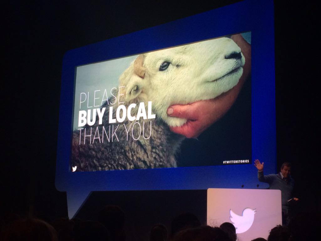 Great eve for #TwitterStories at @RoundhouseLDN. Especially enjoyed @herdyshepherd1 & his powerful message