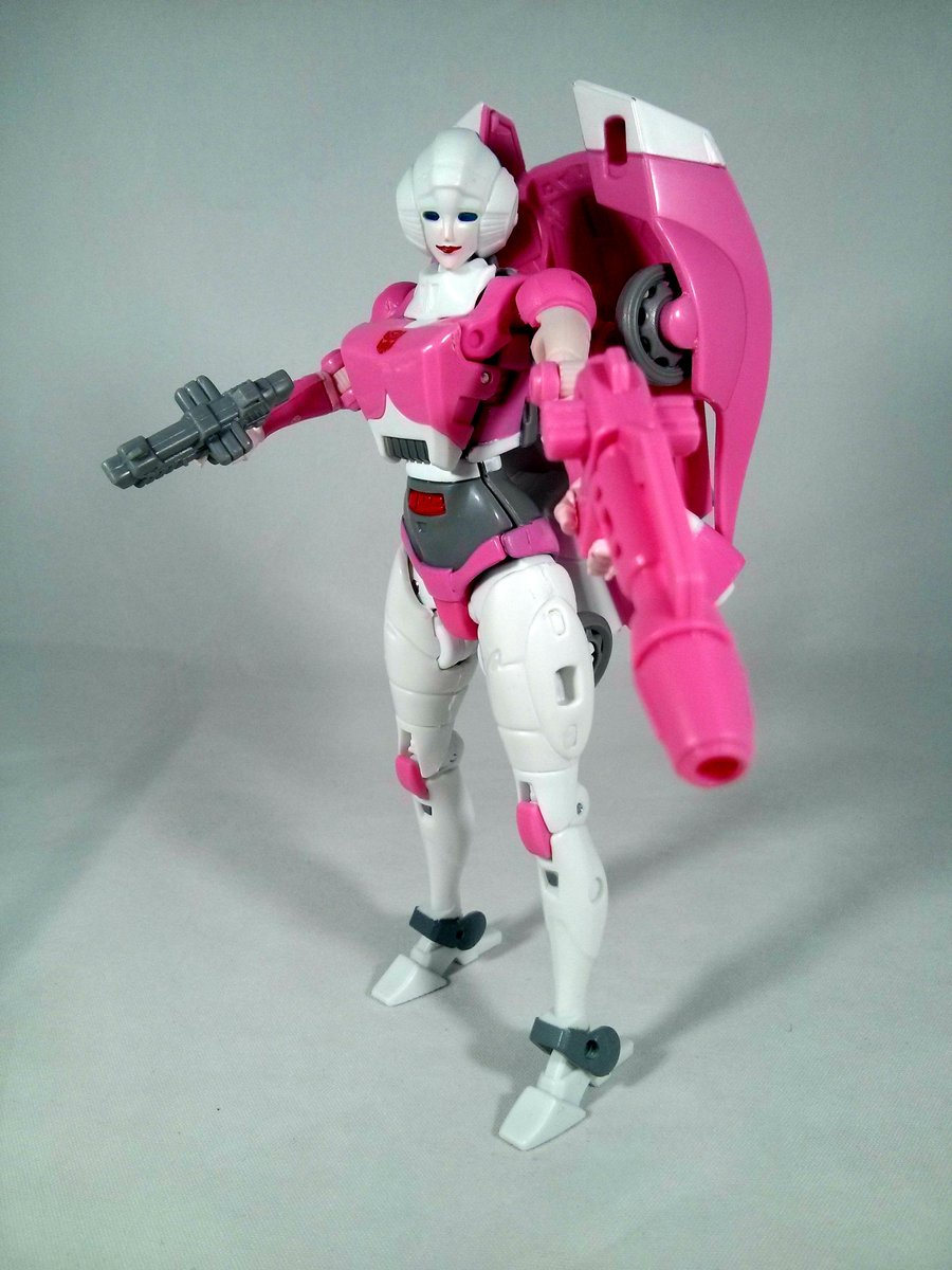 Takara transformers legends arcee weapons