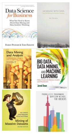 free online books on Data Mining,  DataScience