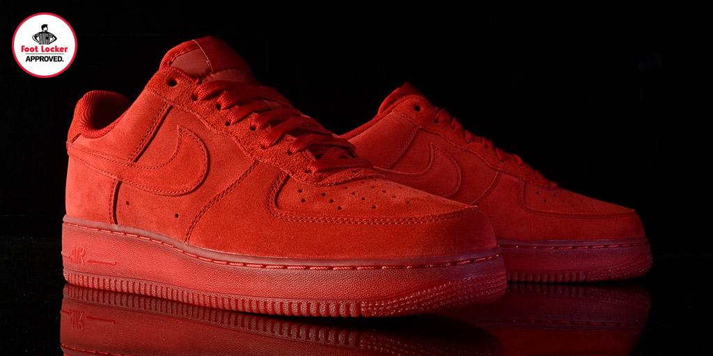 Foot Locker On Twitter The Gym Red Nike Air Force 1 Low Hitting Stores Http T Co Uzyzvtcxo4 Http T Co Yt5bygxyny