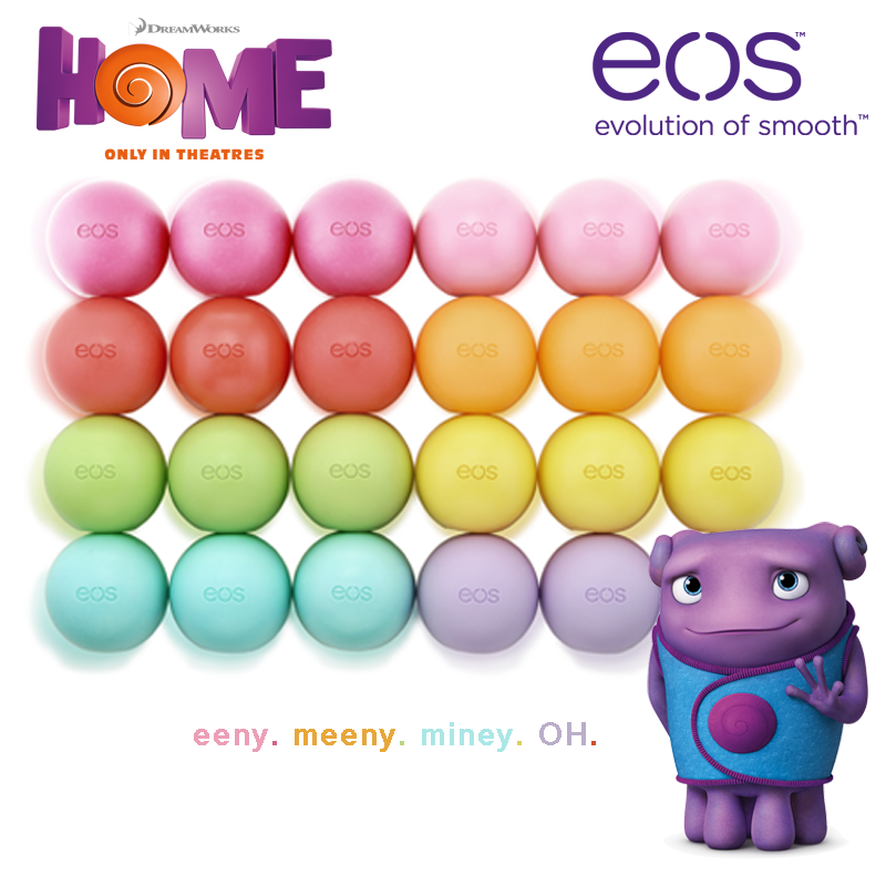 "DreamWorks Animation on Twitter: "".@eos lip balms are ..."