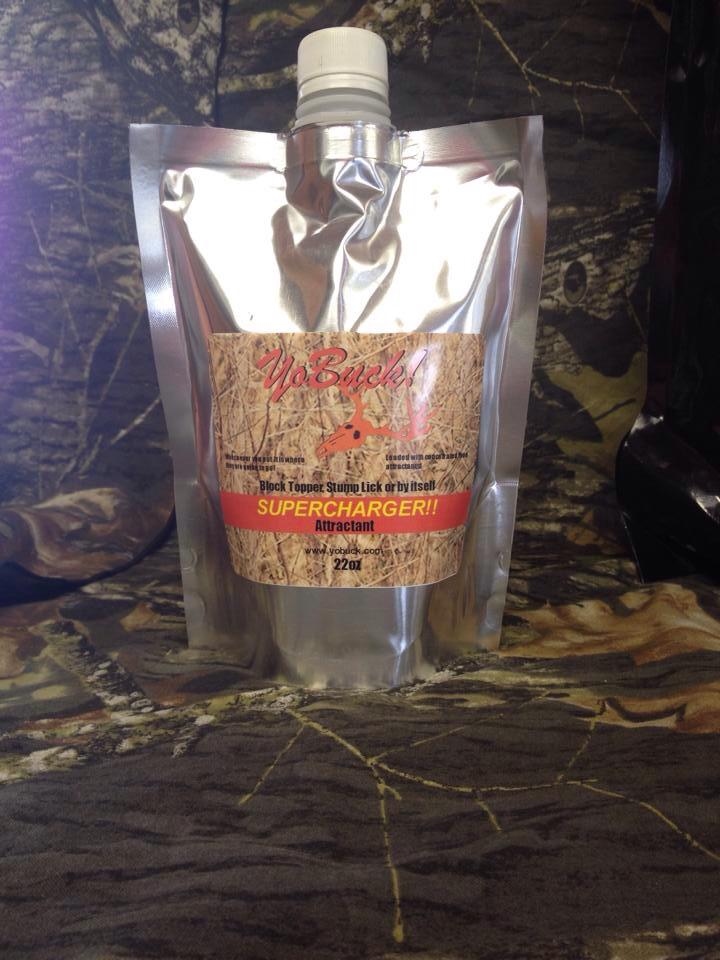 Buck jam salty sweet instant mineral lick — pic 10