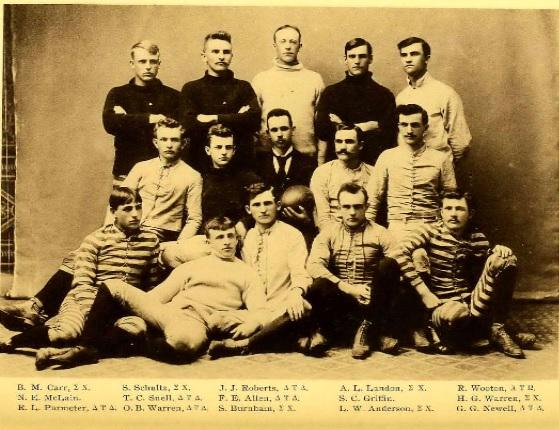 Albion College Football Team Quot Albion College Football