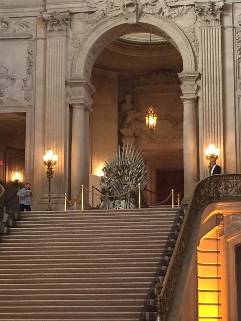 Pretty much sums up SF politics. RT @ClaraJeffery: SF City Hall right now h/t @audreycoopersf http://t.co/IJTq9zNwGs