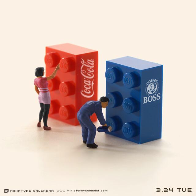 3.24 tue LEGO 130円 #自動販売機 pic.twitter.com/x86yvNrHmZ