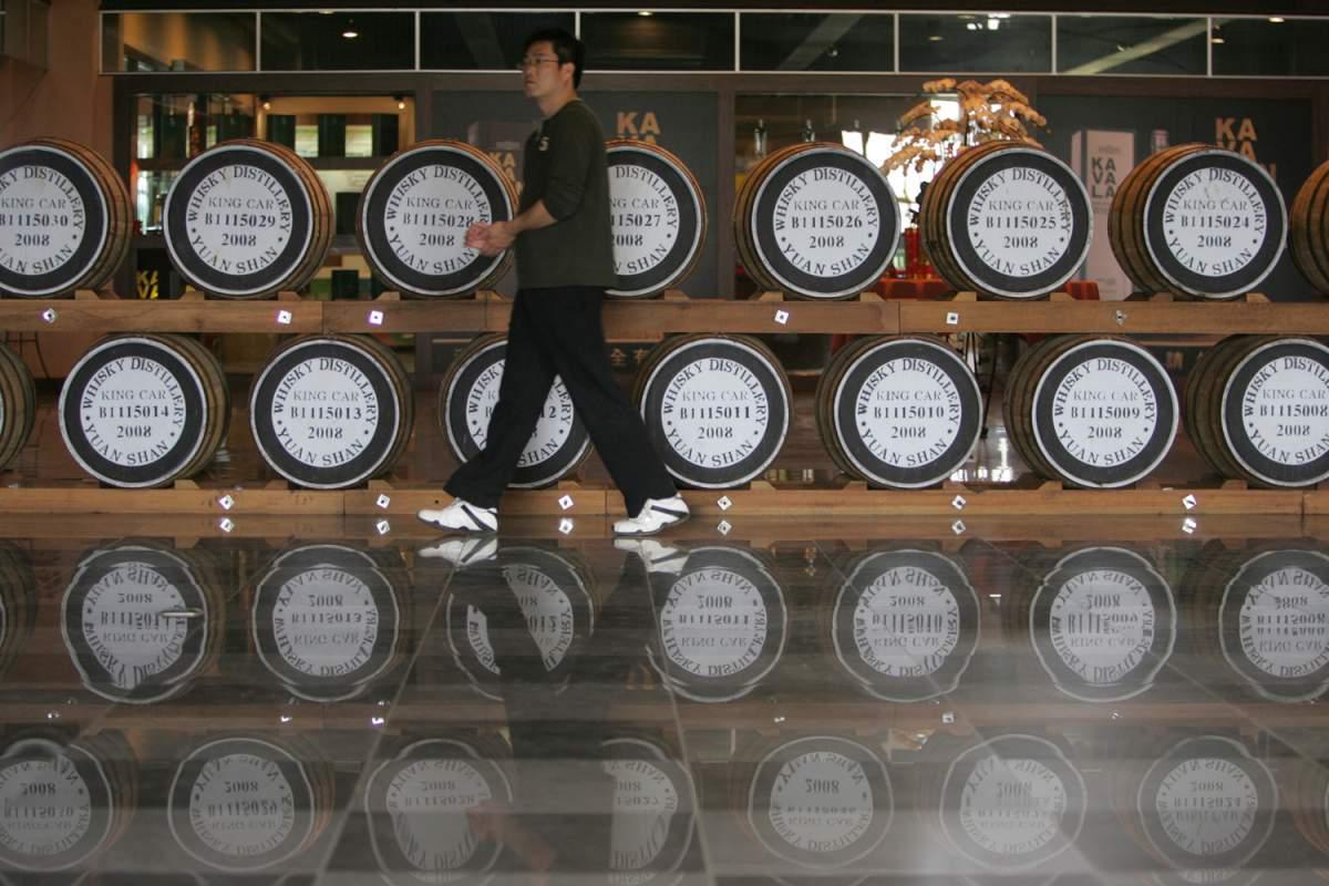 World Whisky Awards 2015: il migliore e' il Kavalan di Taiwan