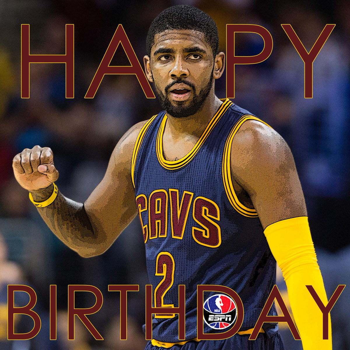 kyrie irving birthday Happy birthday, @kyrieirving! #betterlatethannever   scoopnest.com kyrie irving birthday