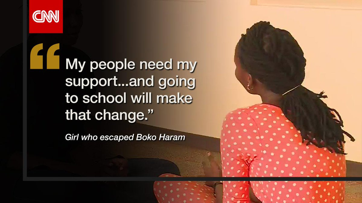 Video Captures The Bravery Of Nigerian Girls Who Returned To School After Escaping Boko Haram