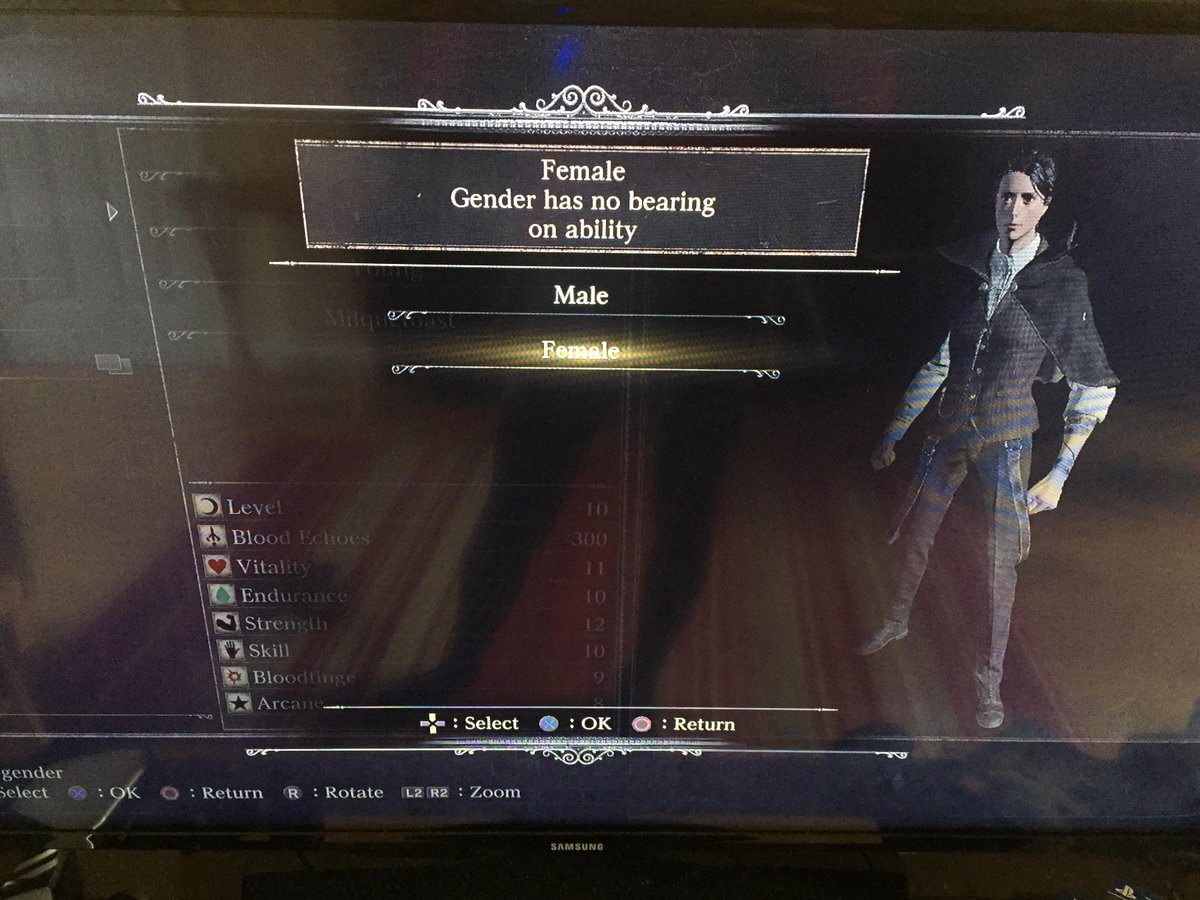Bloodborne gets it. http://t.co/vCOUvk8VyB