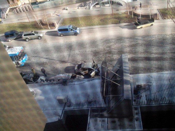 Вчера террористы обстреливали окрестности Мариуполя из минометов и ПТУРов: 4 бойца НГУ ранены, - Штаб обороны - Цензор.НЕТ 9830