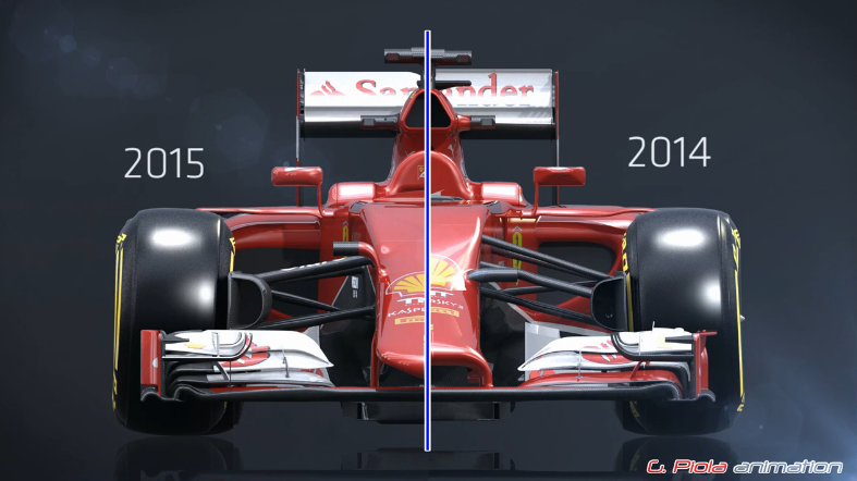 Formula 1 On Twitter How Does The 2015 Ferrari Compare To Last Season S Car We Investigate In This Video Http T Co 29ejmviuzh F1 Http T Co 5esqjdlnwq