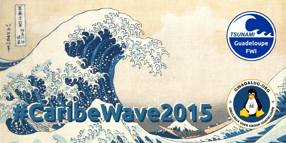 #CaribeWave2015, en #Guadeloupe, c'est parti !  Rejoignez nous le 25 mars à la #Désirade  http://t.co/aY8qwhStdC http://t.co/uXzxh8TCtt