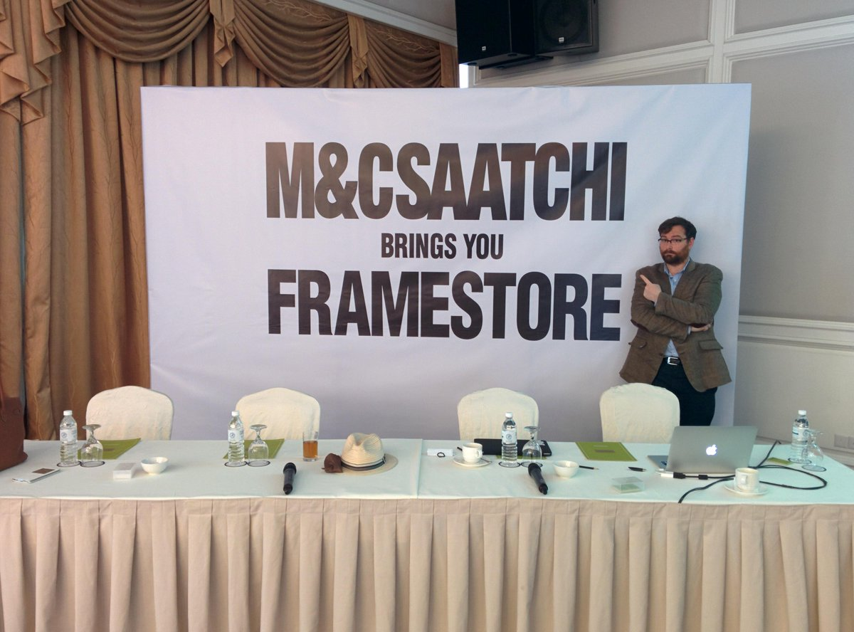 .@whallbags saying thanks to @mcsaatchi for bringing us to Kuala Lumpur! http://t.co/c1beyxgkoA