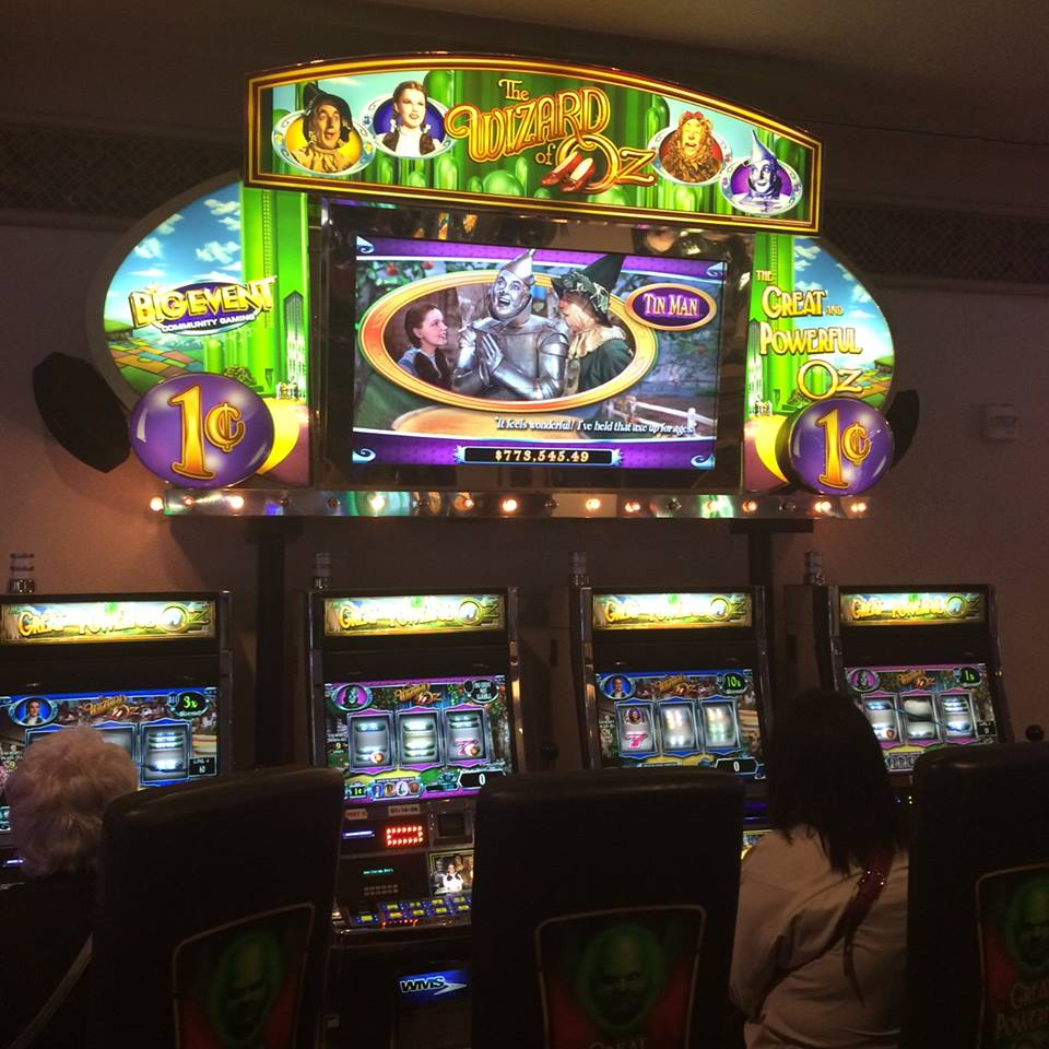 Wizard oz slot machines las vegas hard rock casino hollywood fla