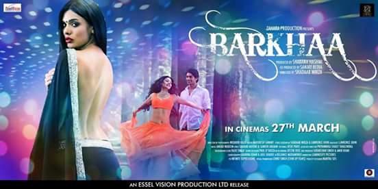 Barkhaa (2015) Movie Poster No. 3