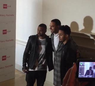 RT @_ItsMeLucy: but IT'S THE BOYS ? @JBGill @MarvinHumes @AstonMerrygold http://t.co/EYGlrxZWBB