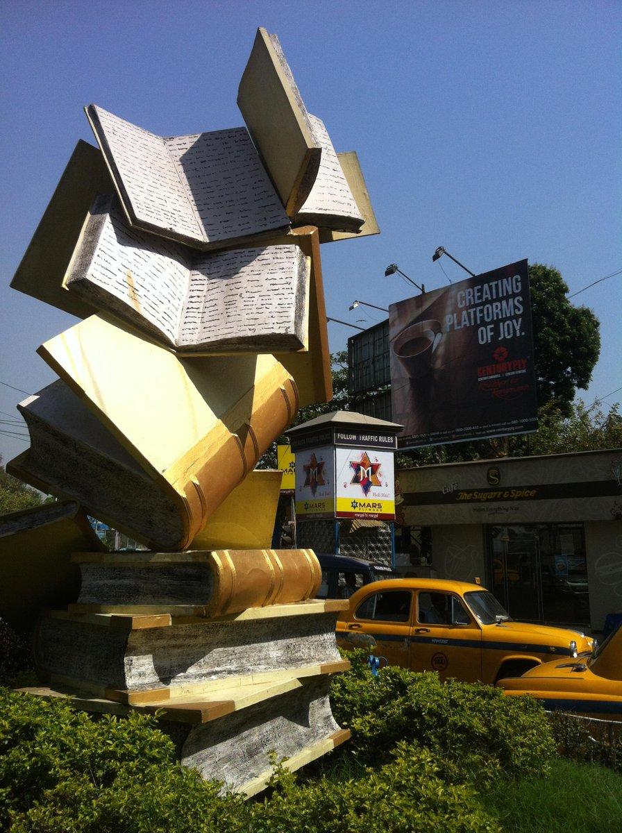Thumbnail for Book Sculpture