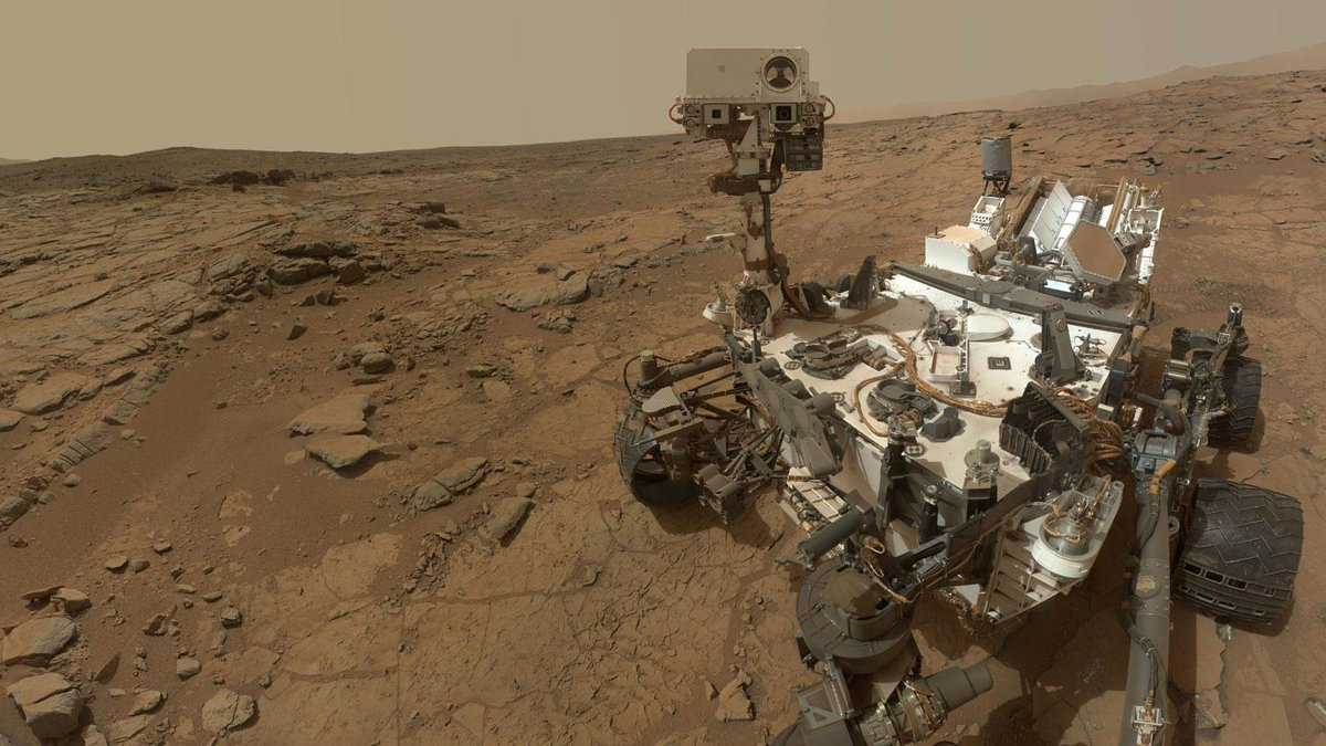 Curiosity Rover Finds Nitrogen On Mars, Further Evidence That The Red Planet Was 'Habitable For Life'