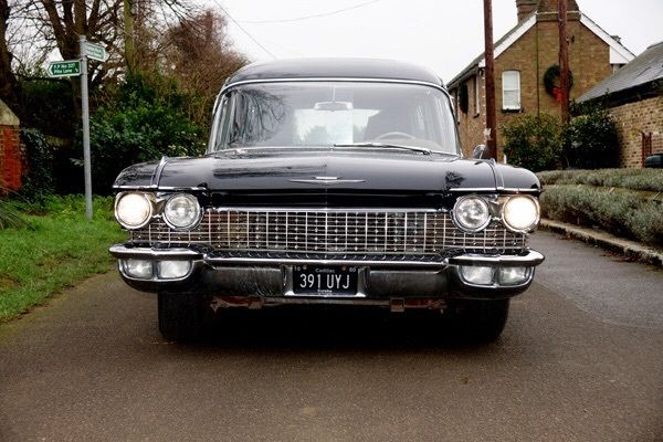 Uk Classic Cars On Twitter For Sale 1960 Cadillac Eureka Hearse