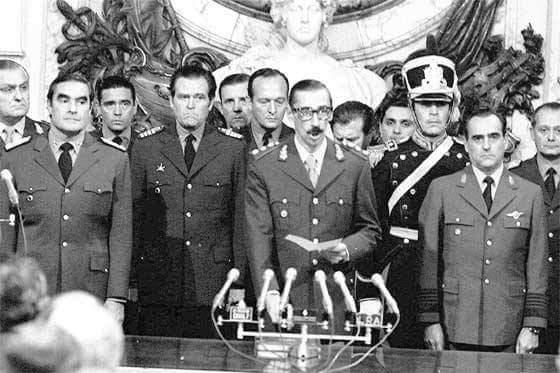 USA aprono documenti segreti sul golpe militare del 1976 in Argentina
