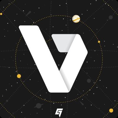 Gio On Twitter Simple Letter V Logo Graphicdesign Illustrator