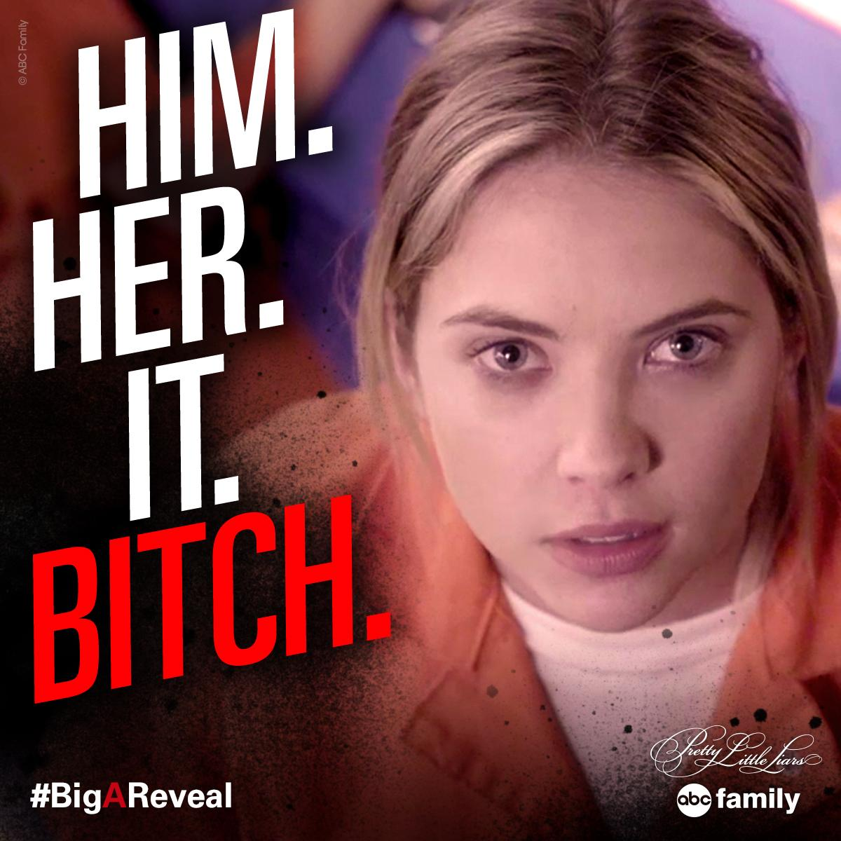 Hanna is everything #PLL #BigAReveal