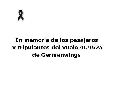Nuestro apoyo y solidaridad a los familiares y amigos de los fallecidos. http://t.co/j4IV39fsN1