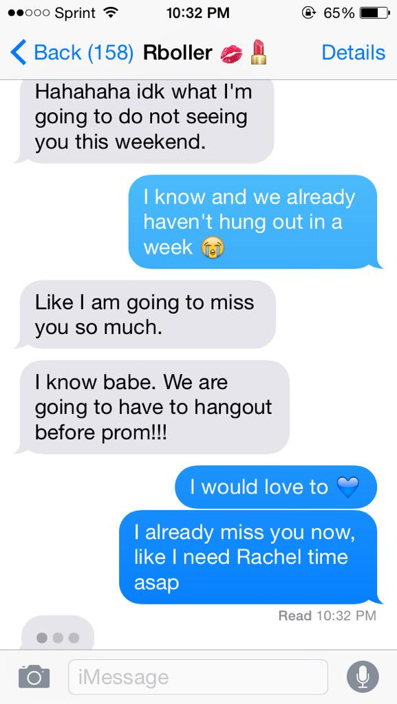 thatgirlbrooke on twitter what bestfriend messages should look