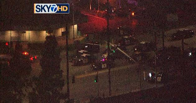 OFFICER SHOT: Hostage Negotiator Called To  Shooting Scene In San Jose http://t.co/urzSjX3GkF http://t.co/da23tFOeOy