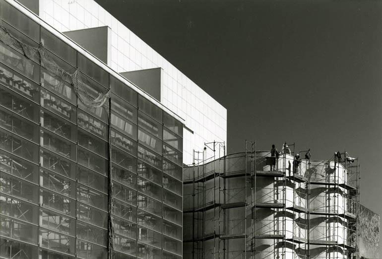 Thumbnail for #MuseumWeek #architectureMW
