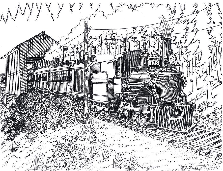 загадка картинка с поездом и рекой сможем предложить