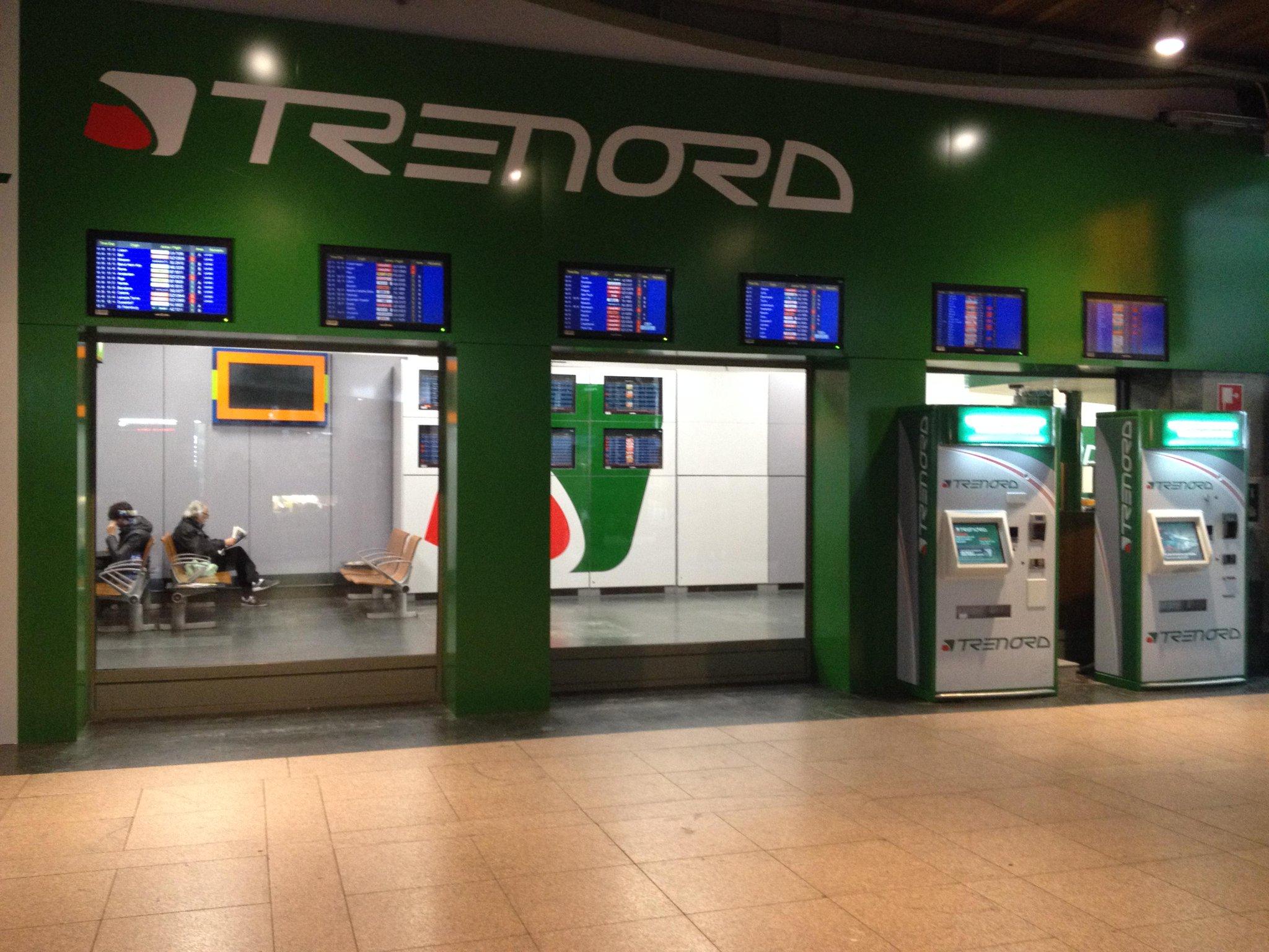 Ufficio stampa on twitter milano cadorna i locali del - Trenord porta garibaldi ...