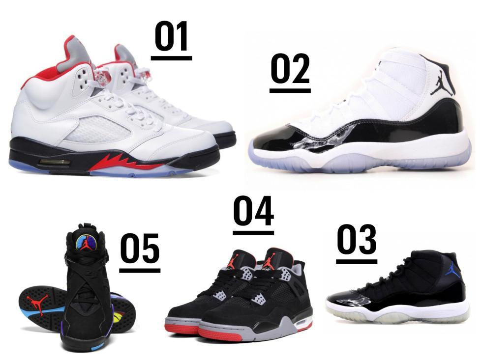 Bulky Basketball Shoes