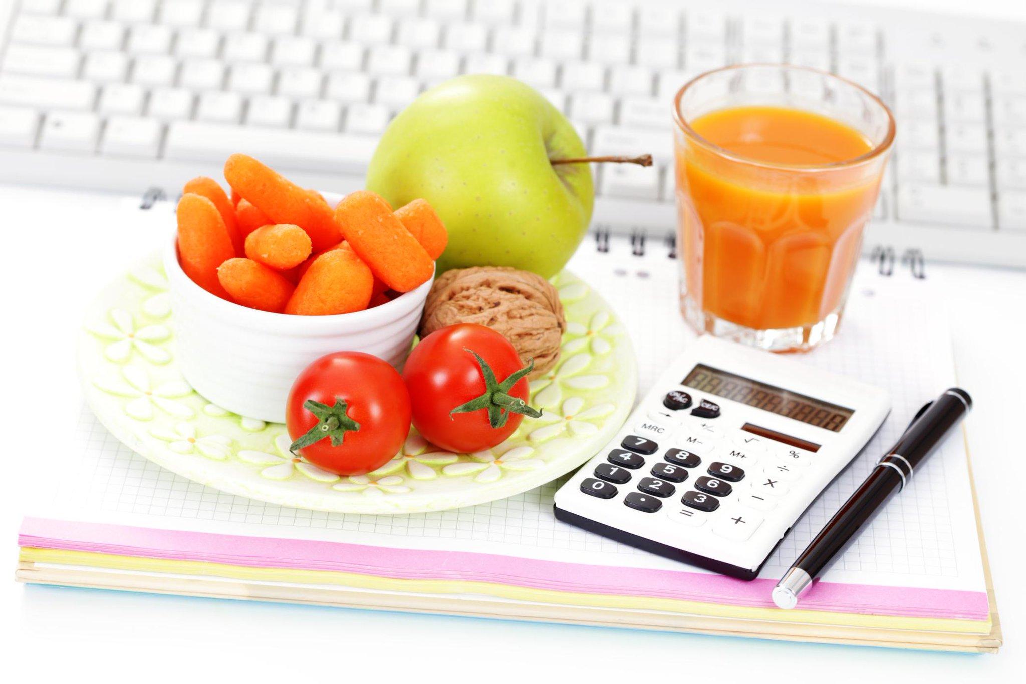 Диета снижение калорий