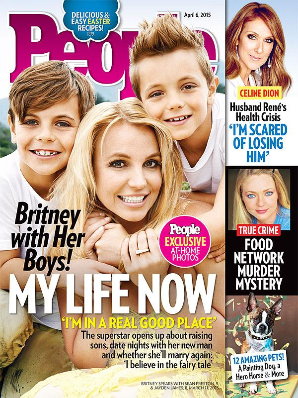 EXCLUSIVE: In this week's cover story, PEOPLE is at home with @britneyspears and her boys! http://t.co/yBaXJ3pjoN http://t.co/2ihNYgLSnb