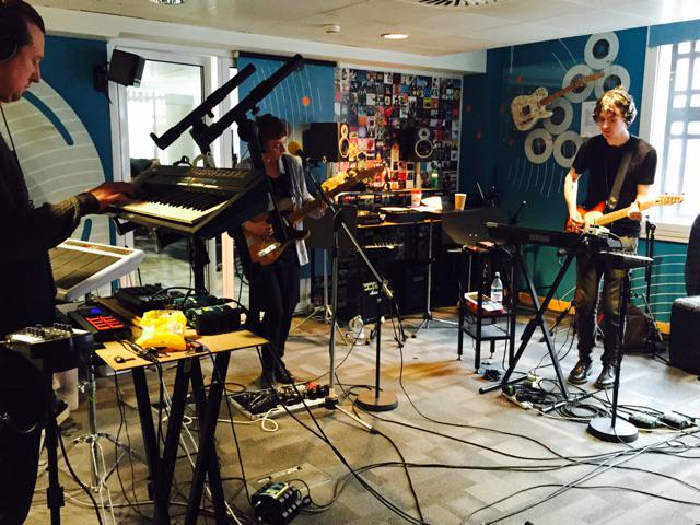 The ace Lonelady in session for @laurenlaverne this morning. 'Hinterland' is one of the best albums of 2015. Fact. http://t.co/EpbBYpU3U8