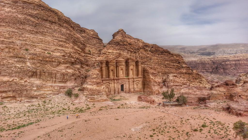 """@Branditup_IT: Monastery in #petra worth the 800 steps! #unravelingjordan #gojordan #visitjordan @VisitJordan http://t.co/1MSb62tcgt"""