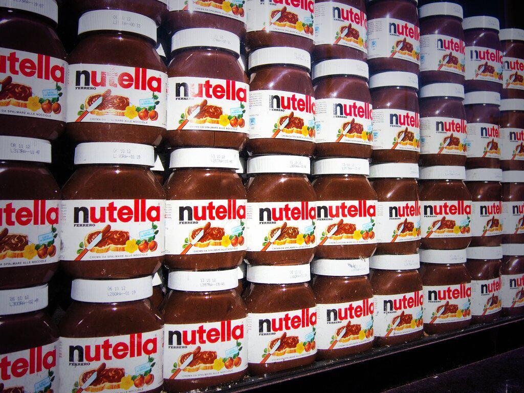"""Allergene non dichiarato nella """"Nutella"""" Ferrero"""