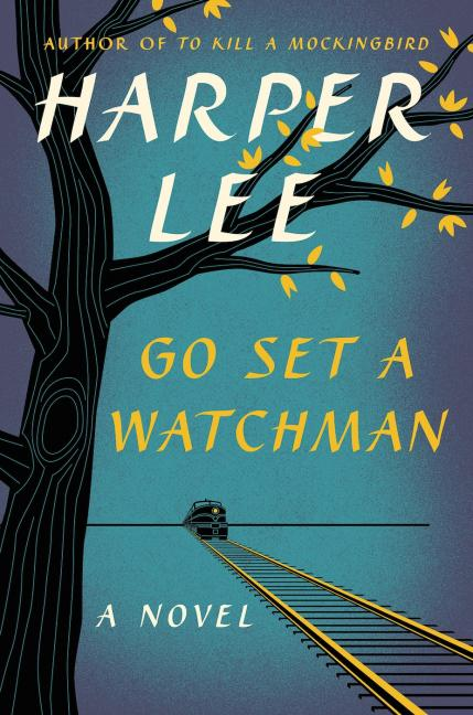 Harper Lee's #GoSetaWatchman book jacket revealed http://t.co/fBDVbJ4oFr http://t.co/wkli0gEAlx