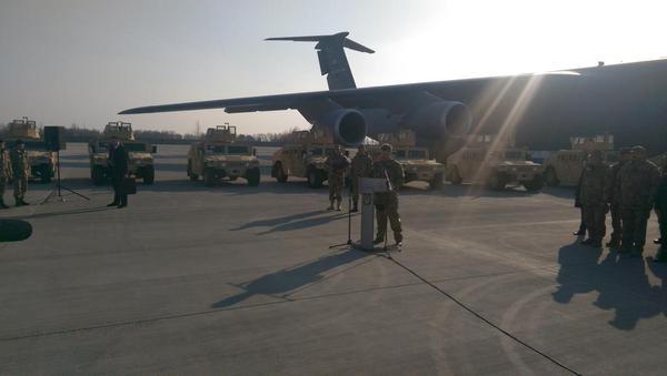 Pentagon Sending Troops Into Ukraine In April thumbnail