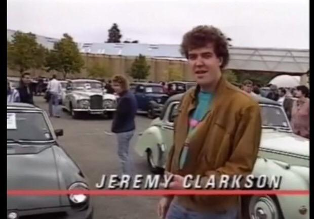Because of Jeremy I was allowed to stay up late & watch @BBC_TopGear in the 80s. End of an era http://t.co/7W7EiGsvXs http://t.co/Tzg3ZYykvQ