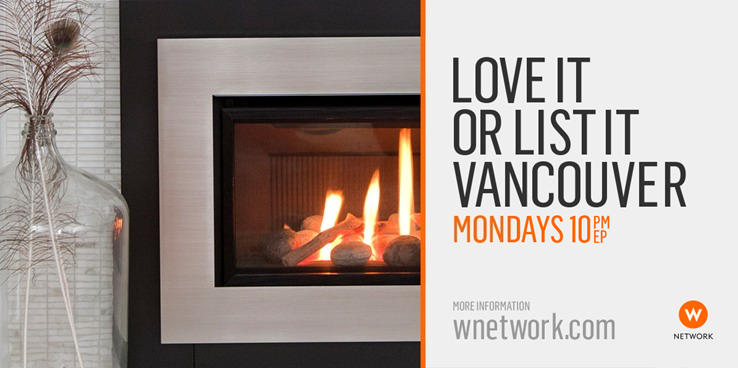 Love it or list it vancouver valor fireplaces amp lifestyle