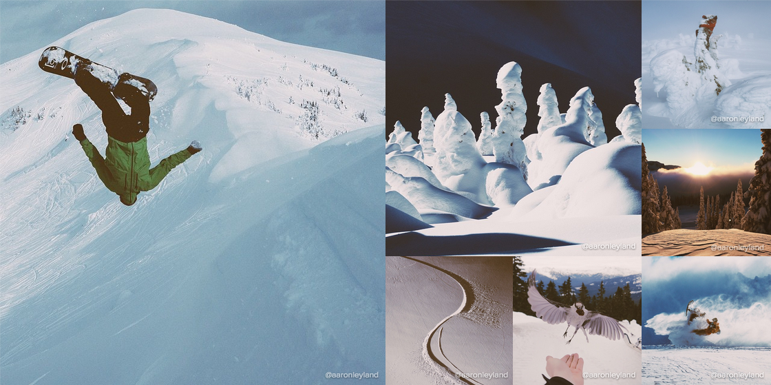 Powder vision with snowboard filmmaker Aaron Leyland blog.instagram.com/post/114585532… http://t.co/d5fkNKmfQQ