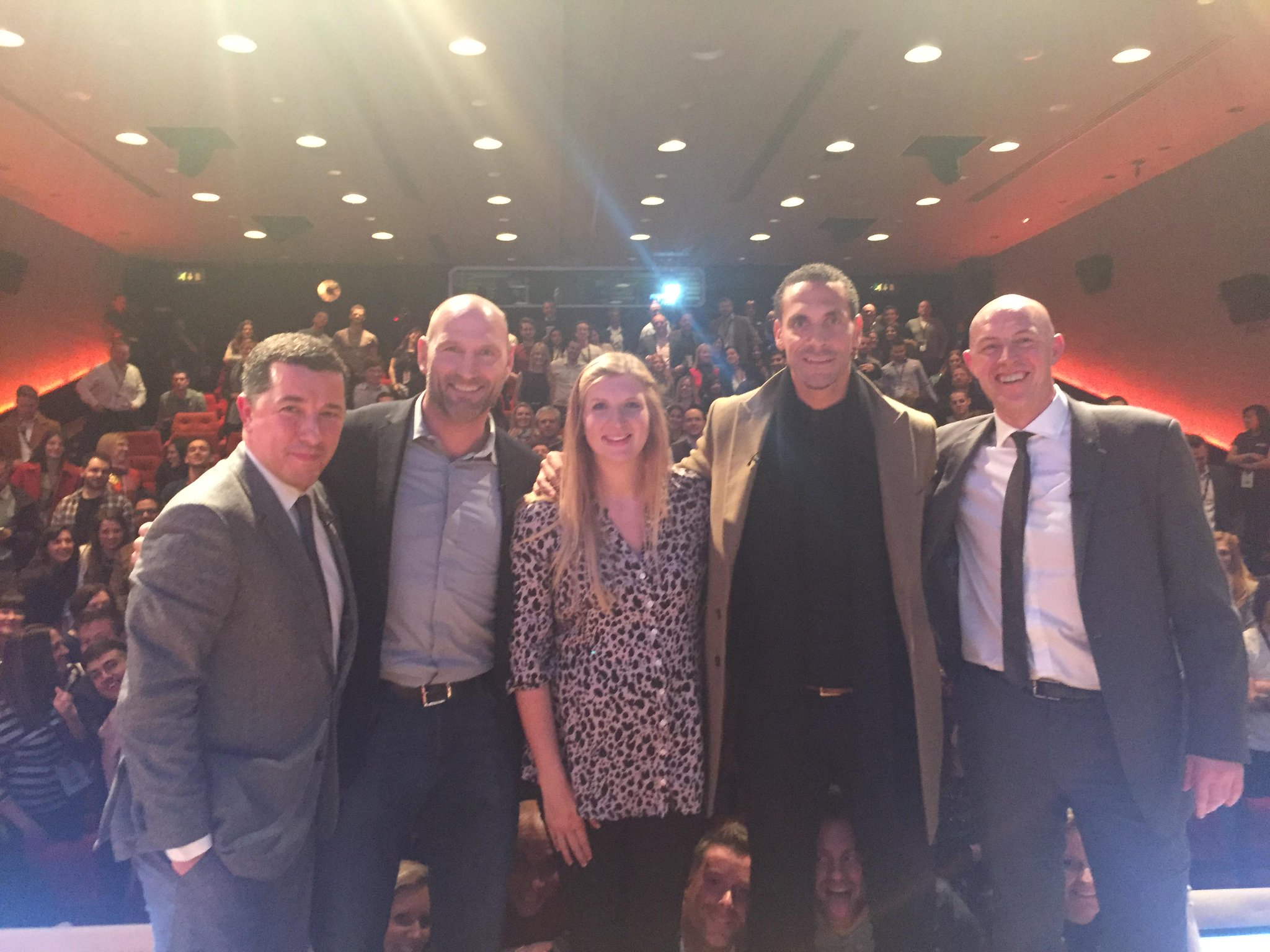 RT @davedins: Panel and audience of great sports #AdWeekEurope @rioferdy5 @dallaglio8 @BeckAdlington @simonolive http://t.co/iyW04ktwP6