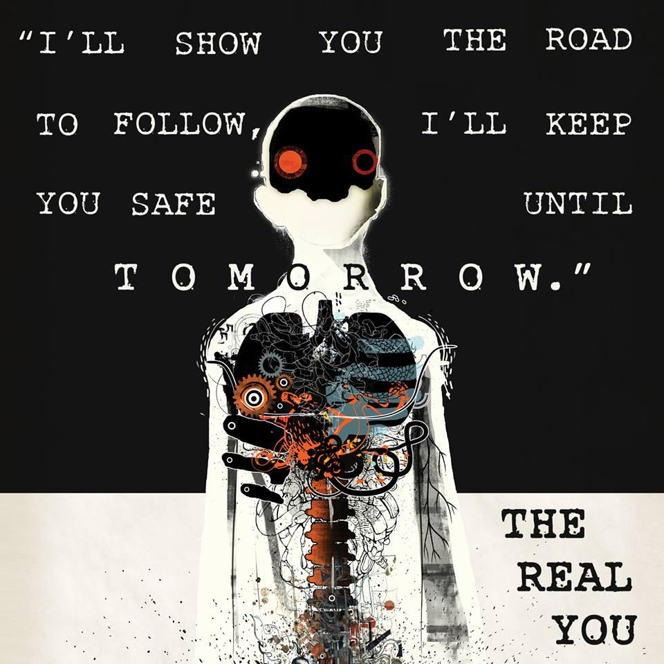 I see The Real You...  #ThreeDaysGrace #Human #3DG4LIFE http://t.co/3mzHpAK4TE
