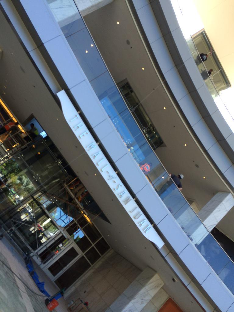 Mall of san juan first look http://t.co/4lMaO4SM7W