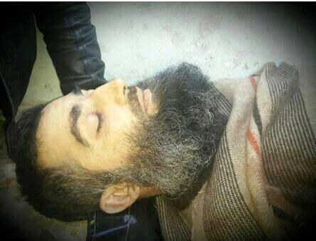 اخر كلمات مجاهد من جند الشام  CA9hoJZUcAAAcWb